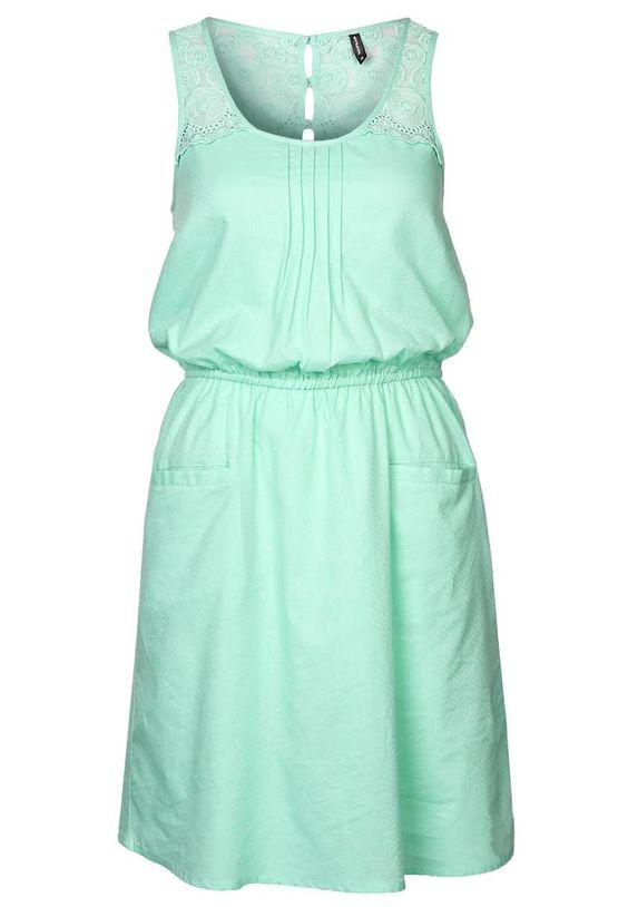 NAF NAF - Sommerkleid - vert celadon