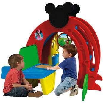 Mickey Mouse Clubhouse Activity House Disney Furniture