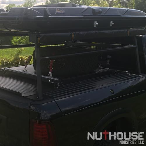 Nutzo Rambox Series Expedition Truck Bed Rack Nuthouse Industries Truck Bed Expedition Truck Rambox
