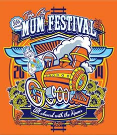 Tipp City Mum Festival - September 26-28, 2014