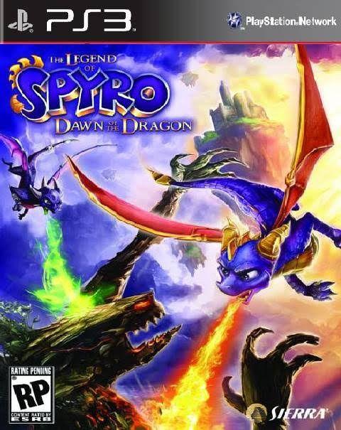 The Legend Of Spyro Dawn Of The Dragon Comic Book Cover Comic Books Book Cover