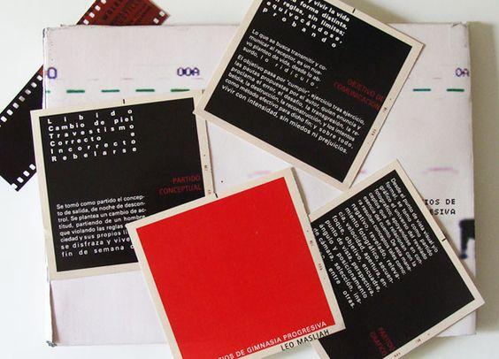 FADU.UBA Diseño 2. Libro no convencional. Gimnasia prograsiva de Leo Masliah. Año 2003.