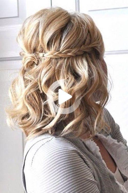Perfekte Frisur Hochzeit Bob Feines Haar Fur Frisuren 2019 Medium Frisuren In 2020 Frisur Hochzeit Brautjungfern Frisuren Perfekte Frisur