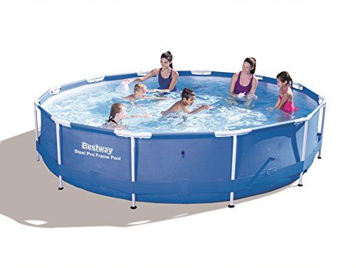 5 Bestway Steel Pro Round Frame Pool 2020 Updated In 2020 Bestway Pool Easy Set Pools