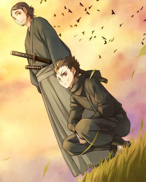 Nishinoya & Asahi | Haikyuu!! #anime | Haikyuu ...