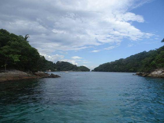 Lagoa azul #IlhaGrande