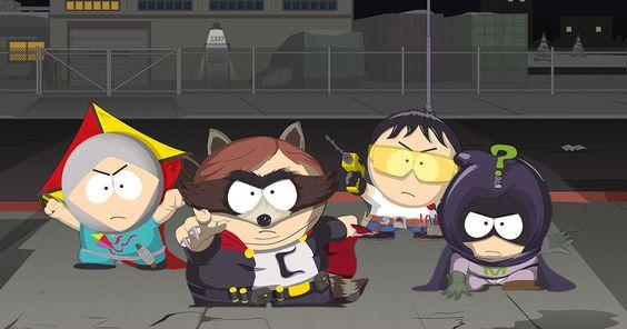 South Park: A Fenda que Abunda Força para PS4, Xbox One e PC | Ubisoft (BR)