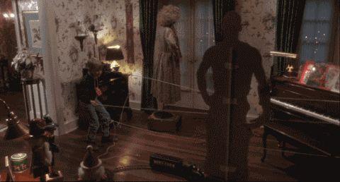 Home Alone - GIF