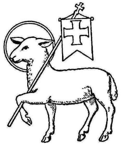 clipart of jesus with sheep - photo #27