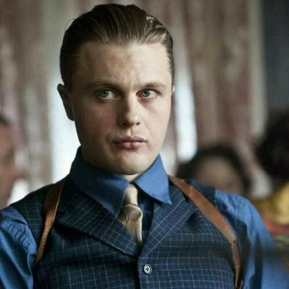 Michael Pitt as James Darmody.