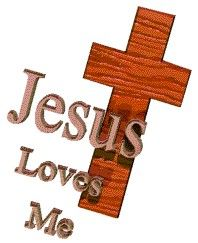 Jesus Loves me and you!