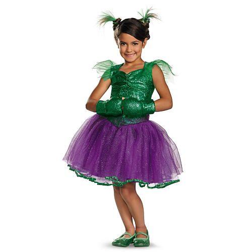 "Disguise Girls She-Hulk Tutu Prestige Halloween Costume - Disguise Inc. - Toys ""R"" Us"