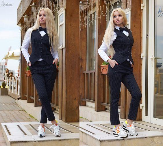 Miss Buttoned-Up 2014: 3.5 : Kristina Dolinskaya (Ukraine)