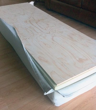 Make your own sleeper sofa interior desing pinterest for Build your own sectional sleeper sofa