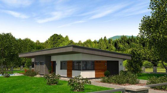 Výsledok vyhľadávania obrázkov pre dopyt moderne domy so sikmou strechou