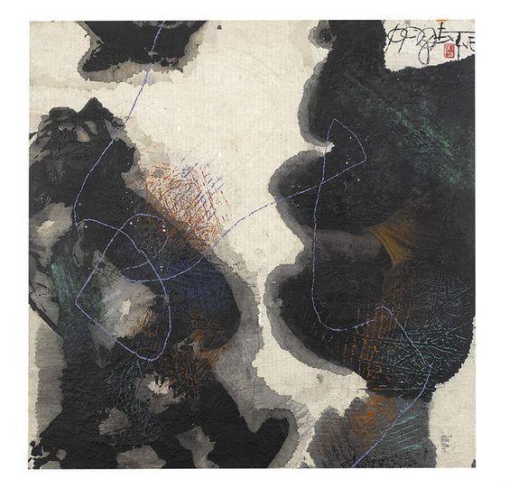 Gu Gan, 'Autumn Sunshine on Far Mountains,' 1998, Alisan Fine Arts