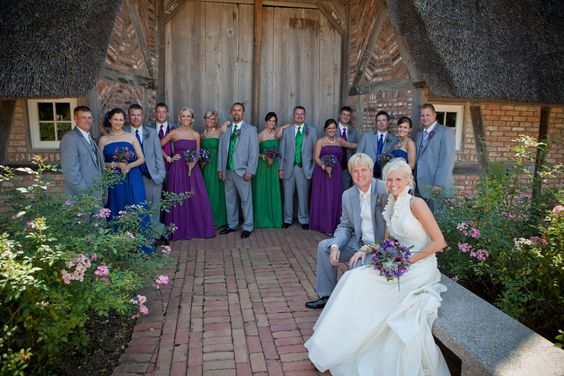 Manning Hausbarn-Heritage Park, Manning, Iowa.  It's refreshing - something old is new again. #MyIowaWedding