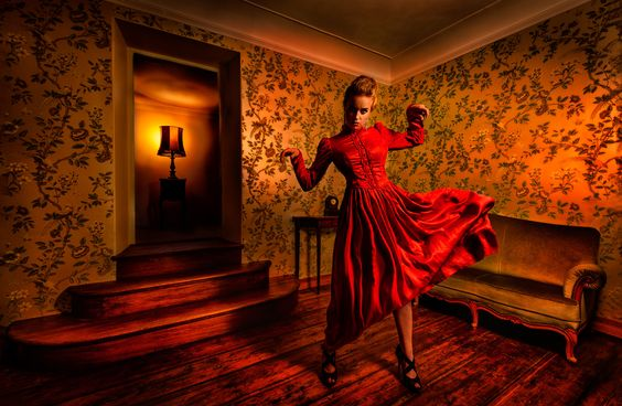 Beauty Spirit in Padise Manor