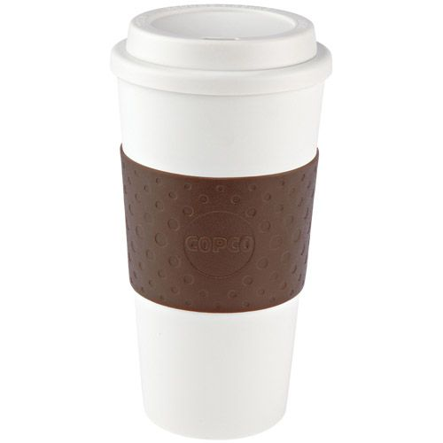 Use This Dishwasher Safe Copco Travel Mug To Take Your Hot Tea Or Coffee On The Go This Mug Can Also Be Reheated In The M Mugs To Go Coffee Cups