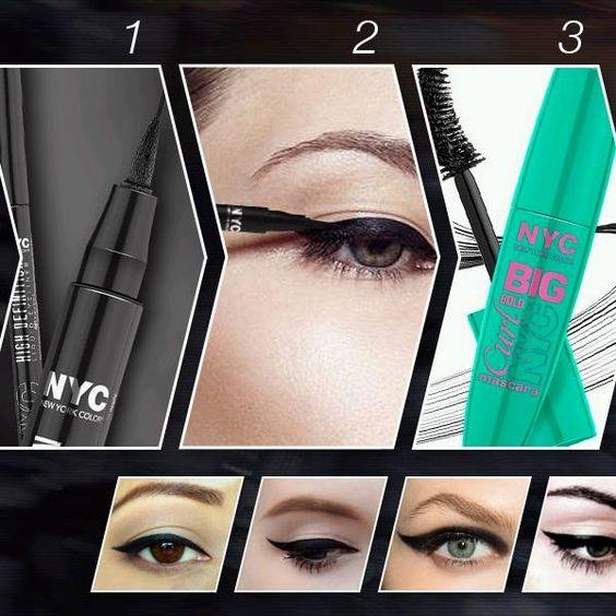 cateye makeup makeup skin nails makeup makeup beauty ideas makeup ...