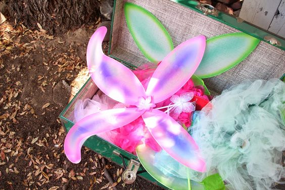 Fairy Party: Dress up for imaginative play