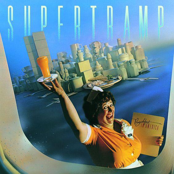 "Supertramp ""Breakfast In America"""