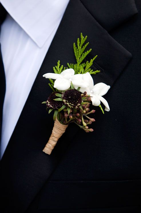 lovely boutonnieres