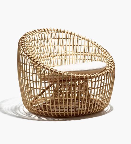 Nest Round Chair Indoor In 2020 Lounge Chair Design Nest