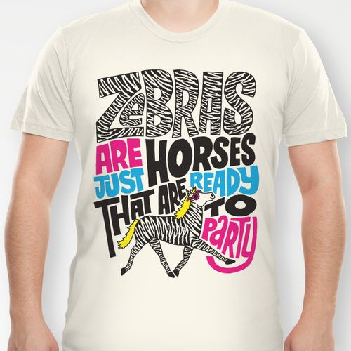 Party Horses T-shirt:  Tee Shirt, Party Animal, Awesome Products,  T-Shirt, Chris Piascik, Horses T Shirt, T Shirt Design