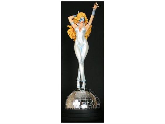 "Dazzler 14.5"" Statue - Marvel Statues, Busts, Prop Replicas Statues"
