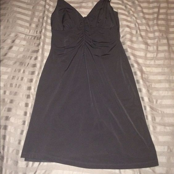 Super sexy little black dress from WHBM. Poshmark is amazing!!!! Love, love, love!!!