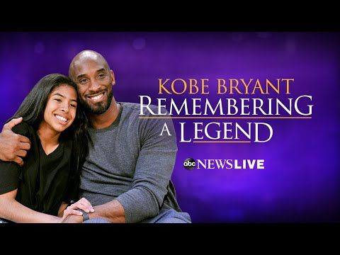 Kobe And Gianna Bryant Remembered At Los Angeles Memorial Service L Abc News Live Youtube In 2020 Kobe Abc News Live Kobe Bryant Family