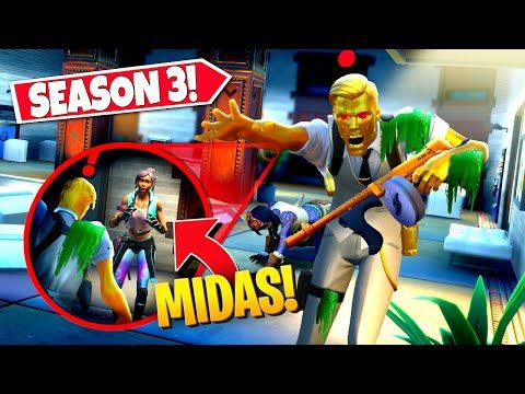 New Pretending To Be Undead Boss Midas Taking Back The Authority In Fortnite Battle Royale Youtube In 2021 Undead Fortnite Battle