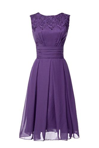 Magydre Women's Jewel Strapless Ruffle Empire A -Line Chiffon Bridesmaid Dress Dark Purple US12 Magydre http://www.amazon.com/dp/B011I8GO02/ref=cm_sw_r_pi_dp_5Vprwb0C422RY: