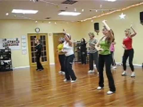 Zumba Fitness NJ - Sway Pussycat Dolls version, Rhumba