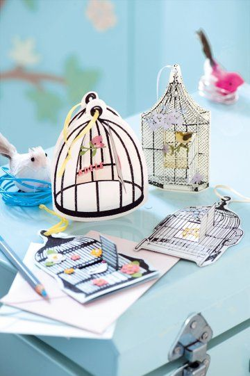 bird cages birds and birth announcements on pinterest. Black Bedroom Furniture Sets. Home Design Ideas