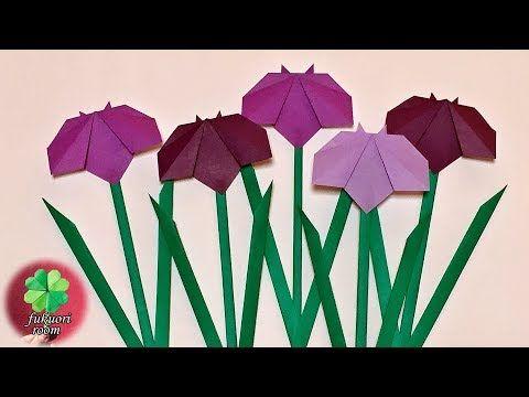 ボード 切り紙 花 のピン