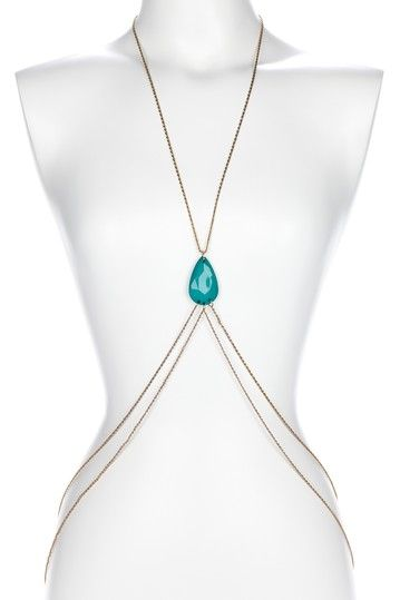 Thyia Jewelry - Dakota Body Chain