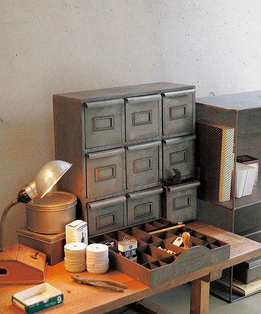 Another great find on #zulily! Geshmack Nine-Drawer Cabinet #zulilyfinds