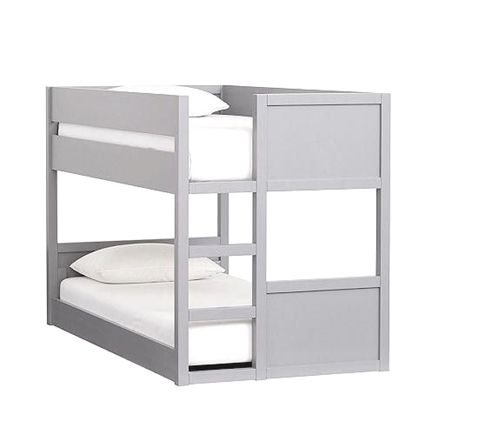 Awesome Bunk Bed Cool Inspiration Bunk Beds Source Http Www Potterybarnkids Com Products Camden Low Bunk Bed Pkey Low Bunk Beds Cool Bunk Beds Bunk Beds