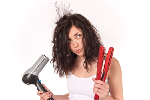 Does Heat Protectant Really Save Your Hair? @ http://www.stylecraze.com/articles/does-heat-protectant-really-save-your-hair/