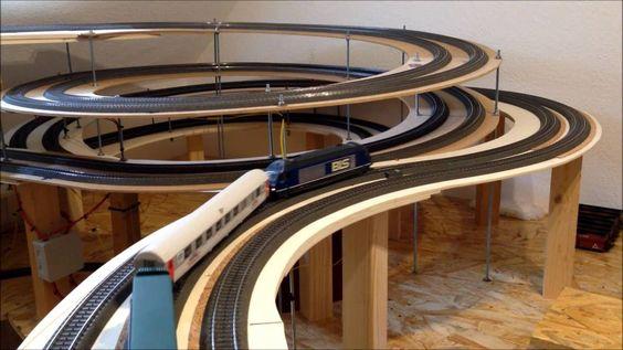 Schweizer Modelleisenbahn SBB BLS - H0 Teil 7