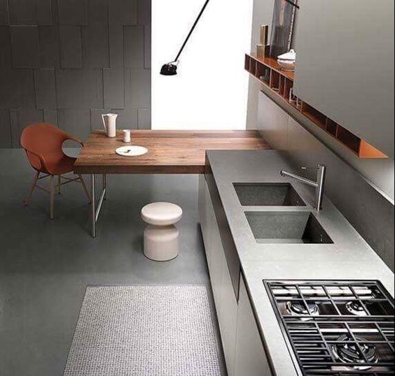 Italian Modern Design Kitchens - One by Ernestomeda | KITCHEN ...
