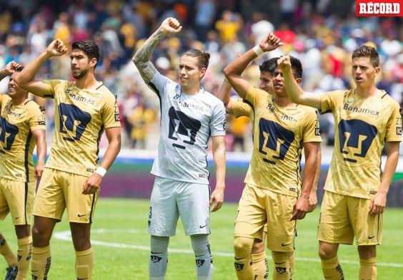 PUMAS, gran partido en Ciudad Universitaria contra Querétaro. Resultado 4-1