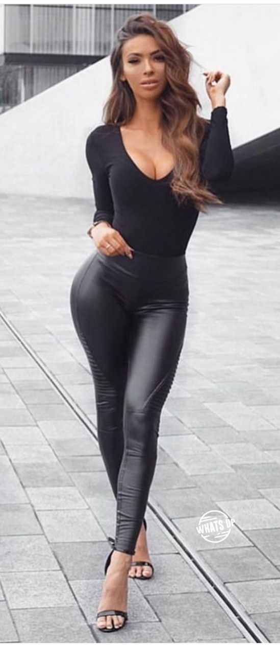 Pin by TV V on HOT | Hot outfits, Leggings fashion, Cool outfits