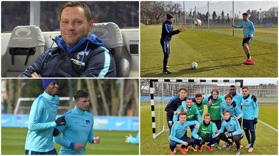 Gesagt! Getan! Gezählt! Gesehen! Hertha im Visier: Haupt- und Nebensächliches aus dem Olympiapark. - Teams