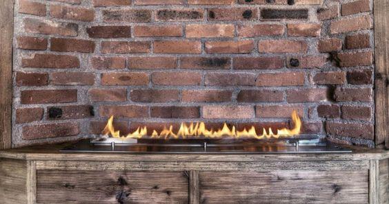 Feierabend Am Kamin Biokamine Echtes Feuer Ohne Rauch Und Asche Feierabendamkaminde