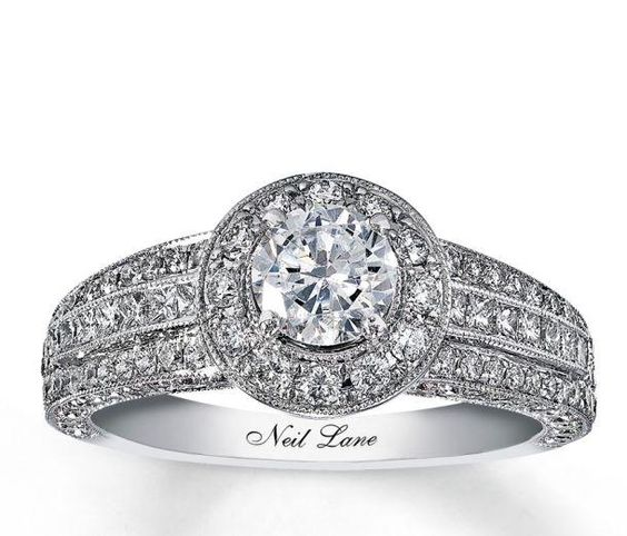 Neil Lane Engagement Rings With Sapphires 26