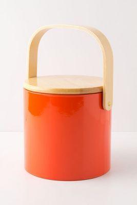 tangerina ice bucket @ anthropologie