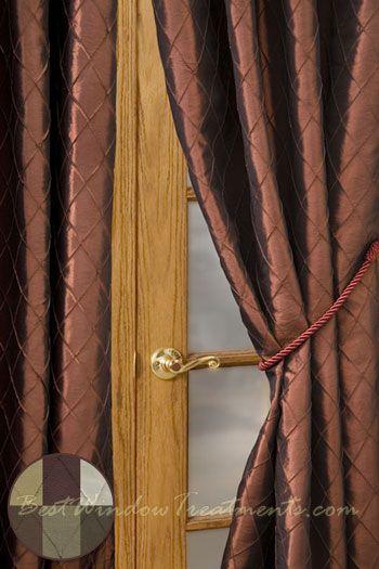 Aladdin Curtain Drapery Panels | Bestwindowtreatments.com | Colors ...